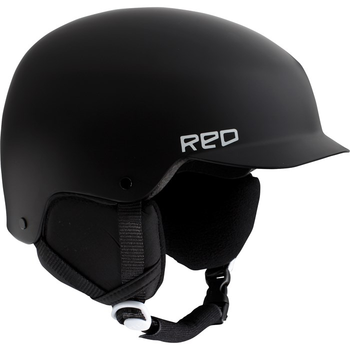 Red - Defy Helmet - Youth