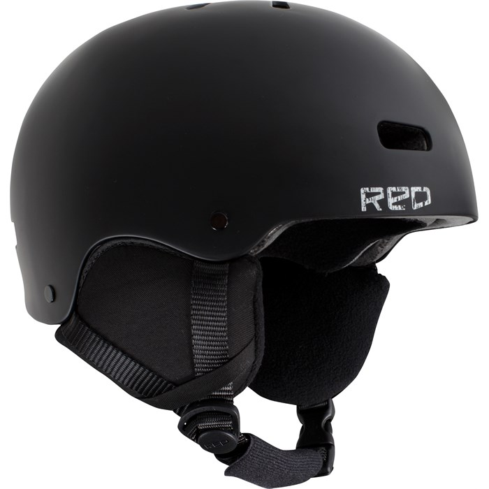 Red - Trace Grom Helmet - Youth
