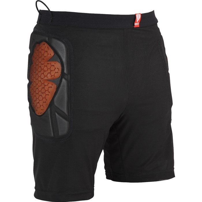 Red - Base Layer Shorts