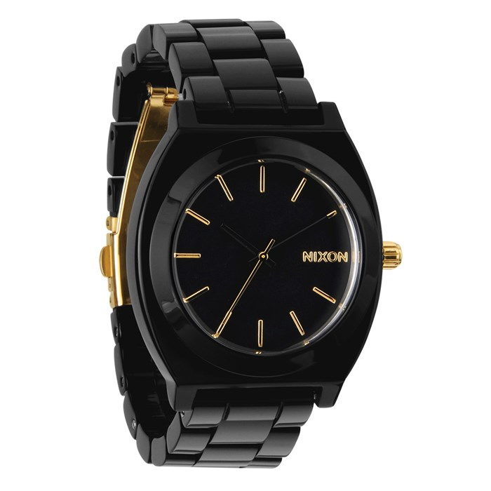 Nixon - Time Teller Acetate Watch - Women's