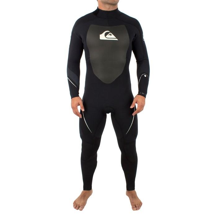 Quiksilver - 5/4/3 LS Back Zip GBS Wetsuit