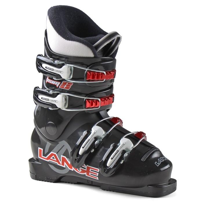 Lange - Team 8 Ski Boots - Youth 2011
