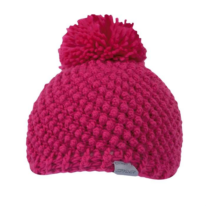 Spyder - Brrr Berry Hat Beanie - Women's