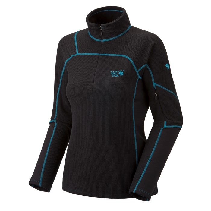 Mountain Hardwear - Microgrid Zip Jacket - Women's
