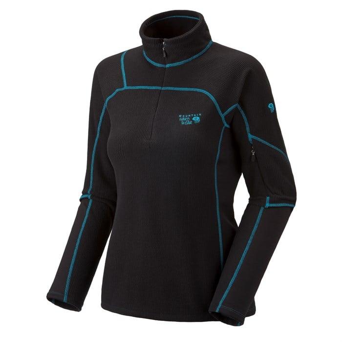Mountain Hardwear - Microgrid Zip Jacket - Women's