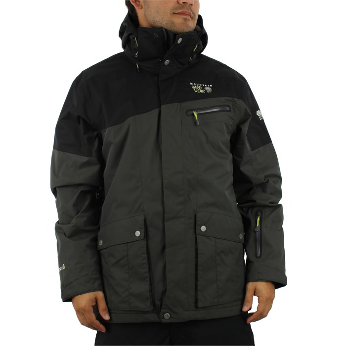 Mountain Hardwear - Automator Jacket