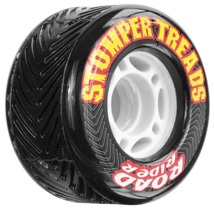 Santa Cruz - Stomper Treads Road Rider 78A Skateboard Wheels