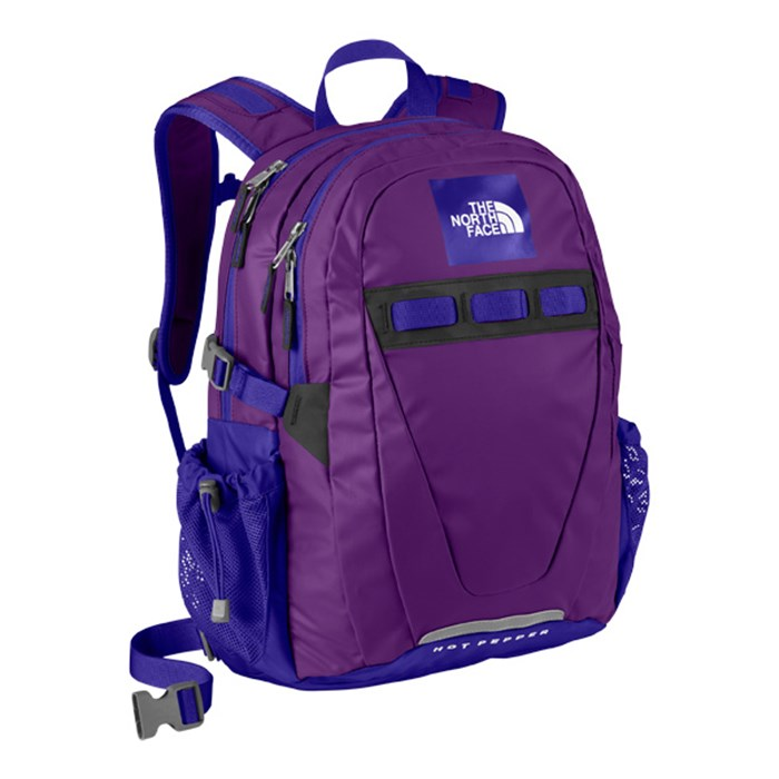 The North Face - Base Camp Hot Pepper Backpack - Women's