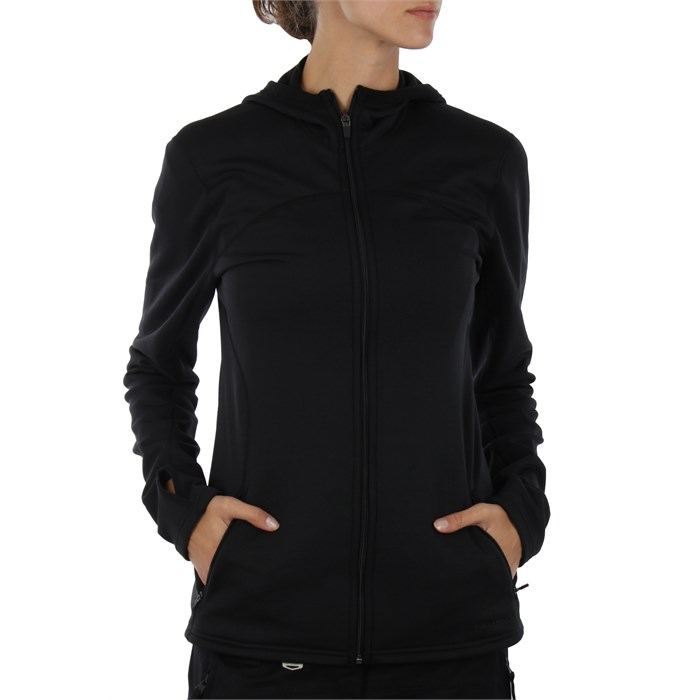 Patagonia - Capilene 4 Expedition Weight Full Zip Hoodie - Women's