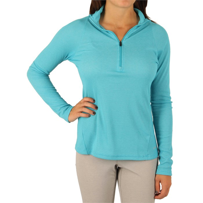 Patagonia - Capilene 2 Lightweight Zip Neck Shirt - Women's