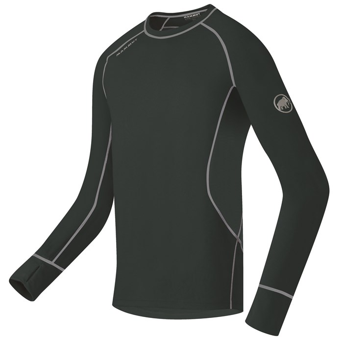 Mammut - Warm-Quality Zip Longsleeve Shirt