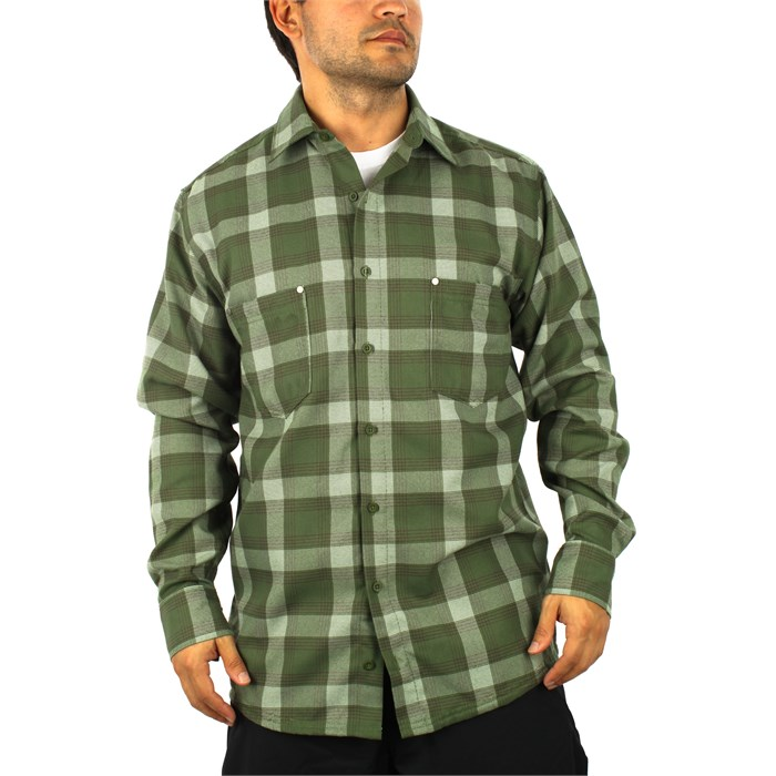 Foursquare - Timber Tech Flannel Shirt
