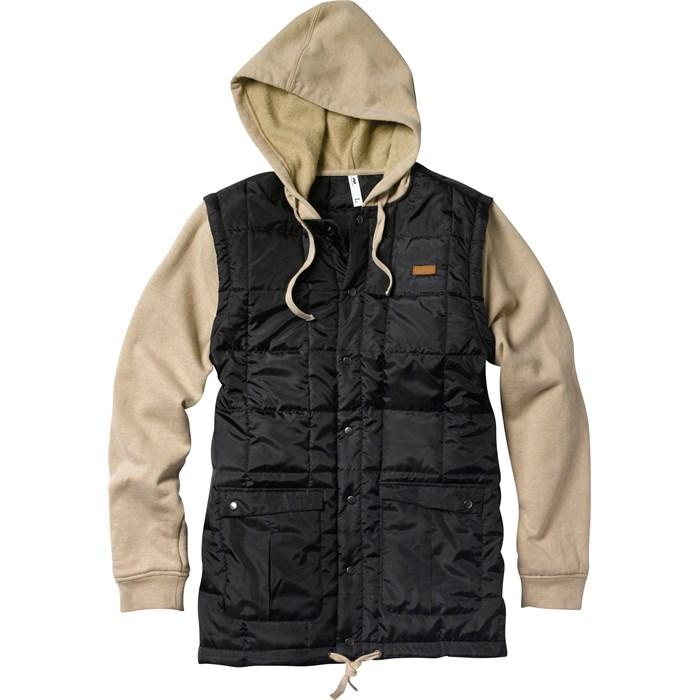 Foursquare - Frame Custom Fleece Jacket