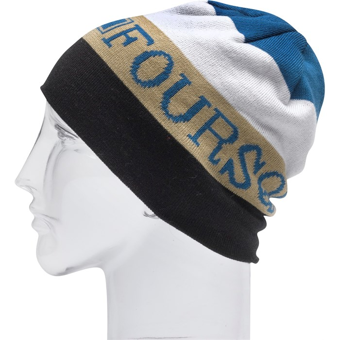 Foursquare - Scroll Beanie