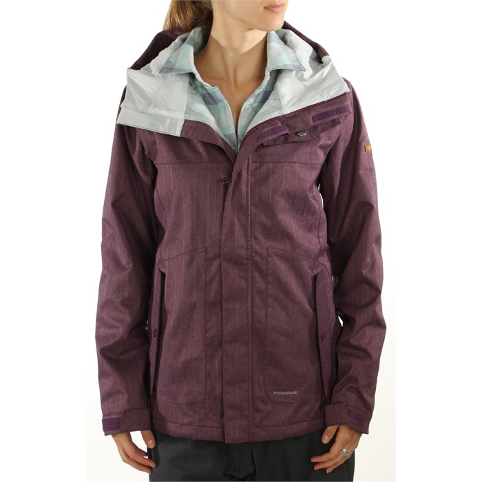 Foursquare - Easel Jacket - Women's