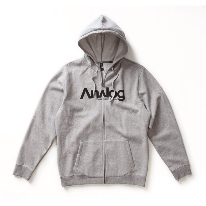 Analog - Enterprise 2 Zip Hoodie