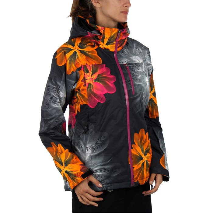 69f5c5e713 The North Face - Snow Cougar Print Jacket - Women s ...