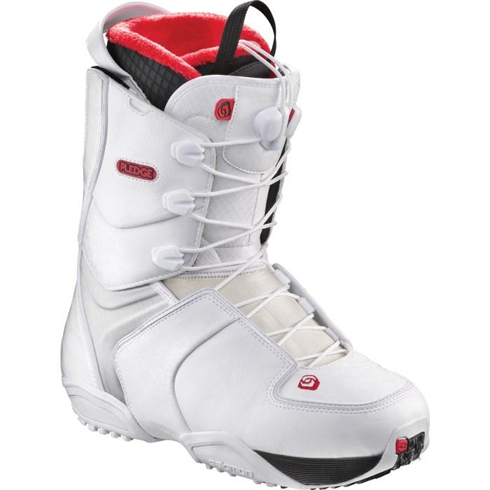 Salomon - Pledge Snowboard Boots 2012 - Used