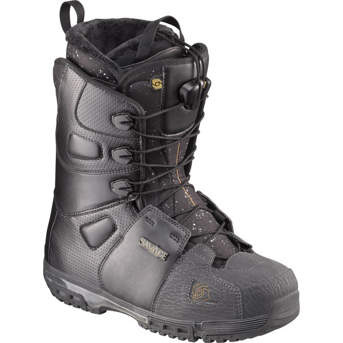 Salomon - Savage Snowboard Boots 2012