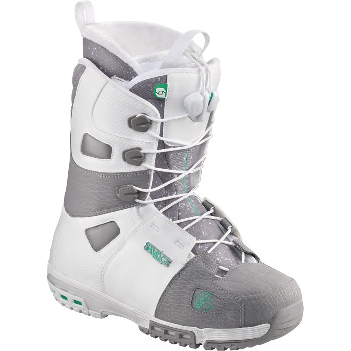 Salomon - Savage Color Snowboard Boots 2012