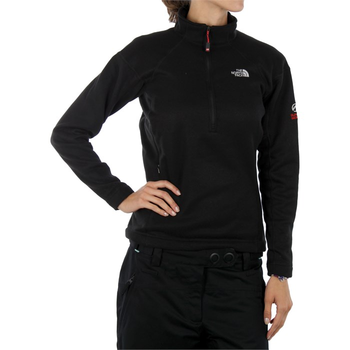 The North Face - Annapurna 1/4 Zip Sweater - Women's