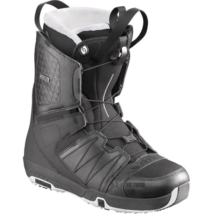 Salomon - Faction Snowboard Boots 2012