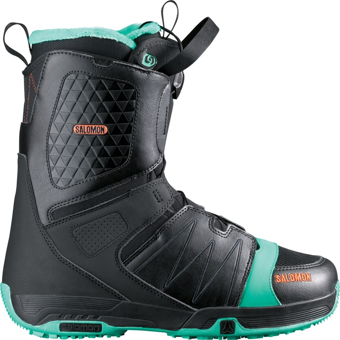 Salomon - Faction FS Snowboard Boots 2012