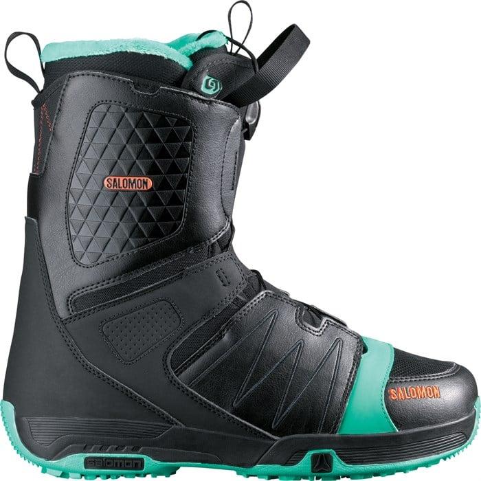 Salomon - Faction FS Snowboard Boots 2012