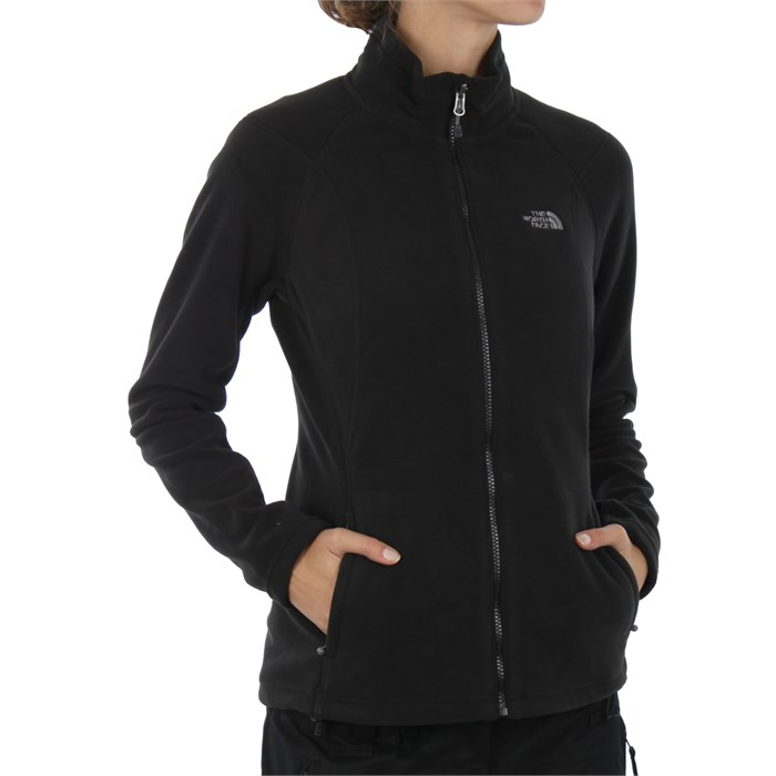 The North Face - The North Face TKA 200 Full Zip Top - Women's