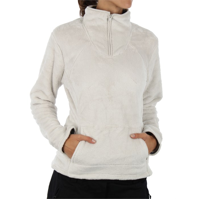 The North Face - The North Face Mossbud 1/4 Zip Top - Women's