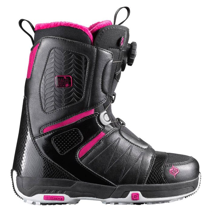 Salomon - Pearl BOA Snowboard Boots - Women's 2012