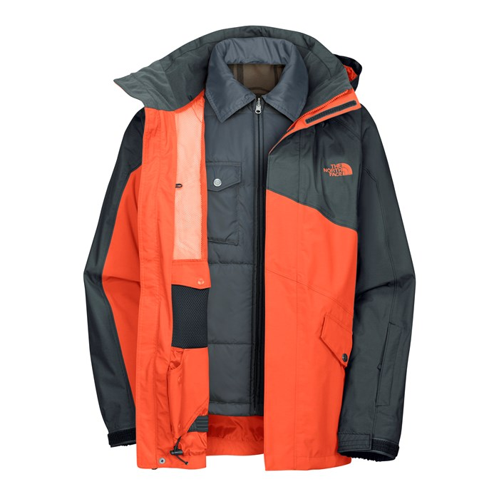 The North Face - Lukin Triclimate Jacket
