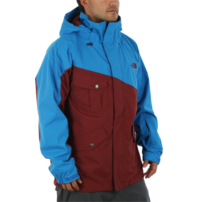 The North Face - The North Face Lukin Triclimate Jacket