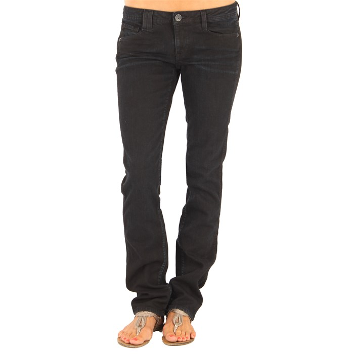 Volcom - Static Straight Jeans - Women's