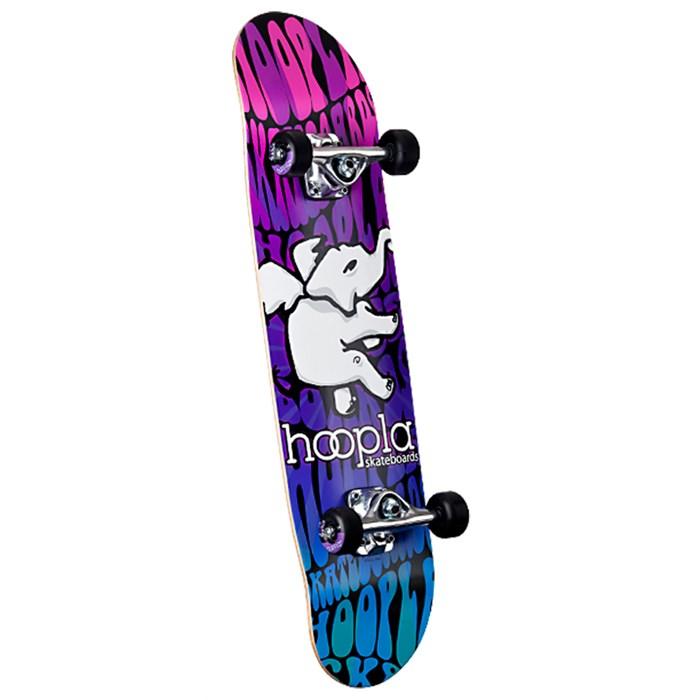 Hoopla - Hippie Stick Skateboard Complete