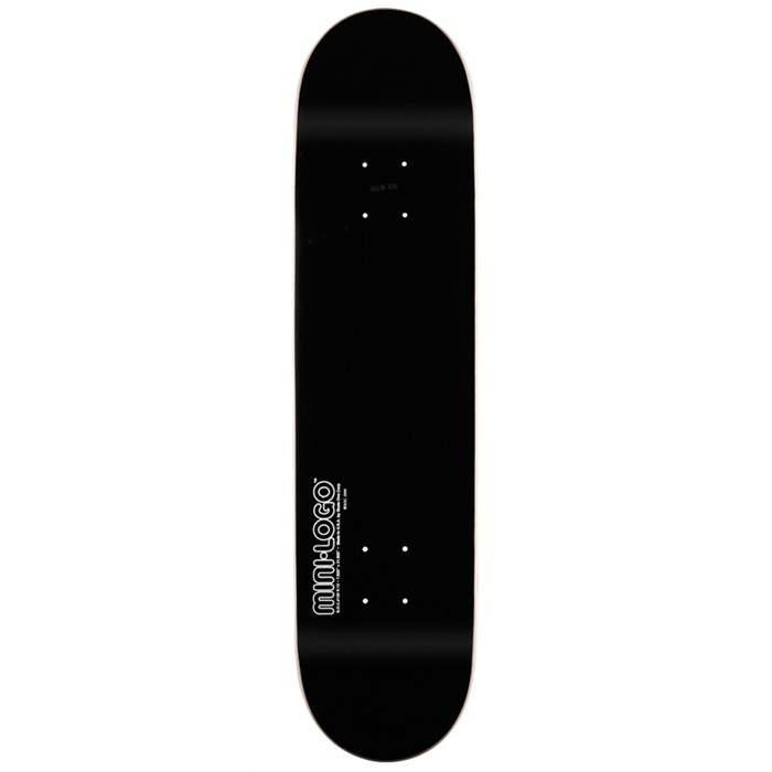 Mini Logo - 100 K12 Skateboard Deck