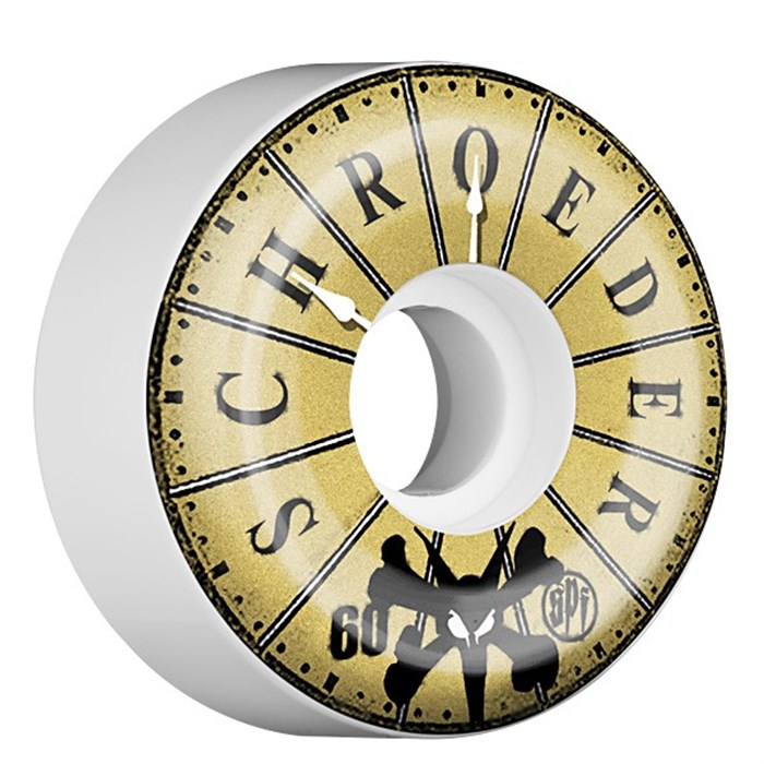 Bones - Schroeder Time Skateboard Wheels