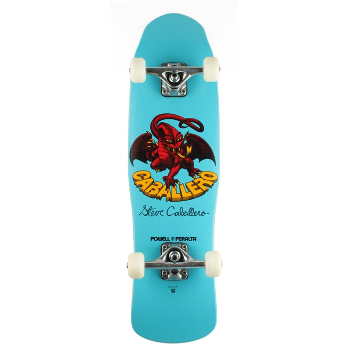Powell - Powell Peralta Mini Caballero Dragon II Skateboard Complete