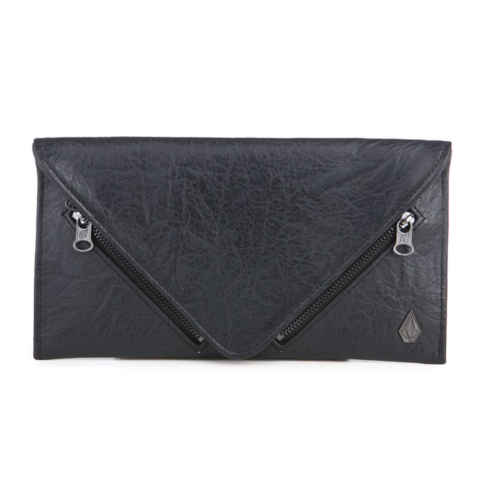 Volcom - Zip Trip Clutch Wallet - Women's