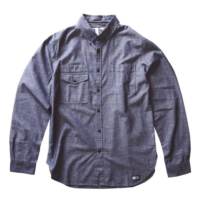 Analog - Boneyard Button Down Shirt