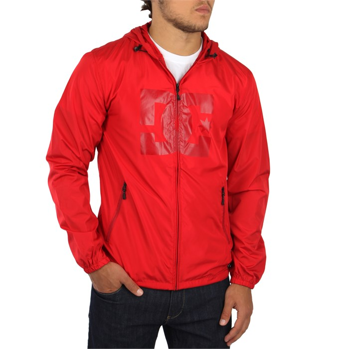 DC - Glacier Windbreaker Jacket