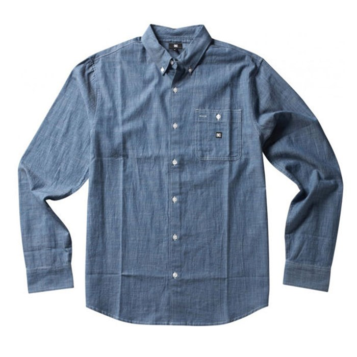 DC - Duster Button Down Shirt