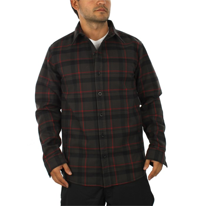 Special Blend - Last Call Bonded Flannel Shirt