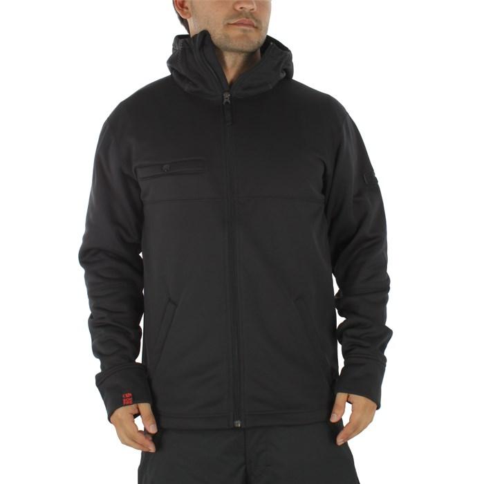 Bonfire - Banked Fleece Jacket
