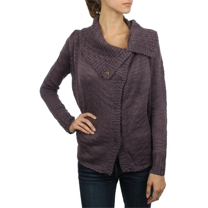 Element - Lariat Wrap Sweater - Women's