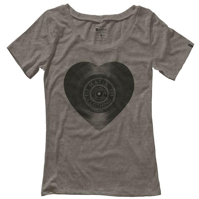Matix - Record Breakers Beggar T Shirt - Women's