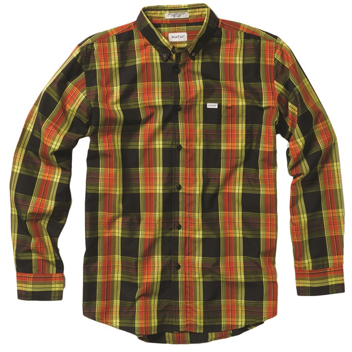 Matix - Crossroads 11 Button Down Shirt