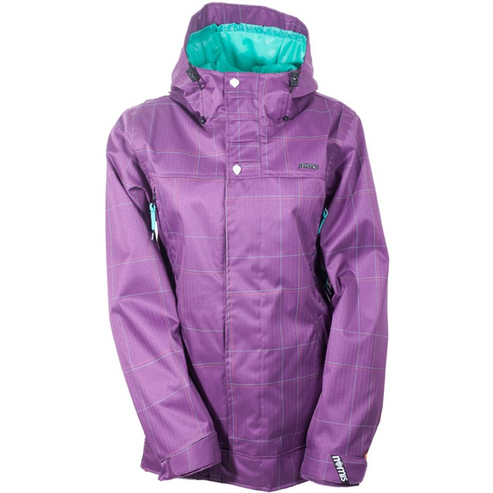 Nomis - Asym Jacket - Women's