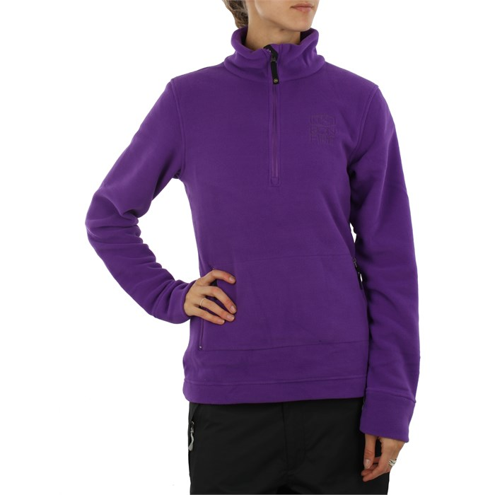 Bonfire - Quarter Zip Top - Women's