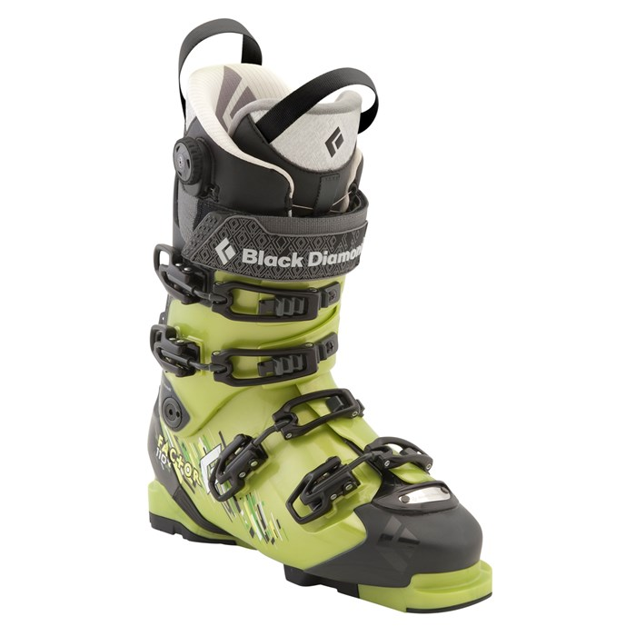 Black Diamond - Factor 110 Ski Boots 2012
